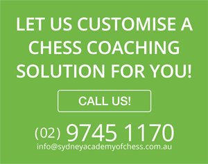 let us customise a coaching solution for you call us on (02) 9745 1170
