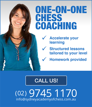 One-On-One chess coaching: accelerate your learning, structured lessons tailored to your level, homework provided