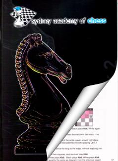Sydney Academy of Chess Workbook 2