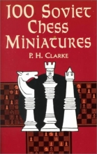 chess books: 100 soviet miniatures