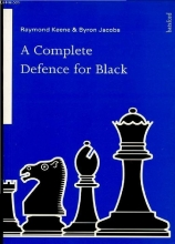 chess equipment: Complete defense for black chess book