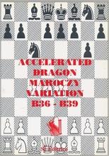 Chess equipment: Accelerated dragon maroczy bind chess book