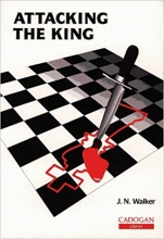 chess equipment: Attacking the king chess book