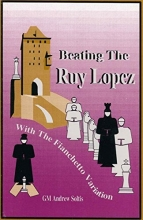 Chess equipment: Beating the Ruy lopez with the fianchetto chess book