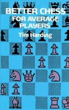 Chess equipment: Better chess for average players chess book