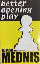 Chess equipment: Better opening play chess book