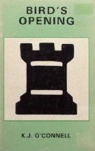 chess equipment: Bird's opening chess book