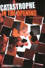 Chess equipment: Catastrophe in the opening chess book