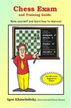 Chess equipment: chess exam and training guide chess book