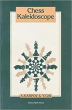 Chess equipment: Chess Kaleidoscope chess book