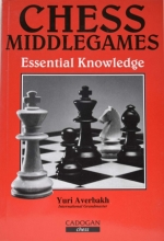 Chess equipment: Chess middlegames chess book