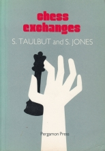 Chess equipment: Chess exchanges chess book