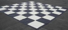 Nylon Board for Large Giant Chess Set