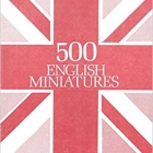 Chess equipment: 500 English miniatures book