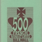 chess equipment: 500 French Miniatures