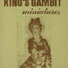 Chess equipment: 500 King's gambit miniatures book