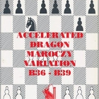 Chess equipment: Accelerated dragon maroczy bind chess book