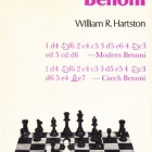 Chess equipment:Benoni defense chess book