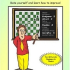 Chess equipment: chess exam and training guide chess book