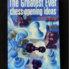 Chess equipment: Greatest ever chess opening ideas chess book.