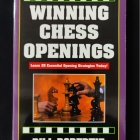 Chess equipment: Winning chess openings book.