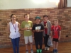 Pymble Saturday Fun Tournament September 2013 - Prizewinners