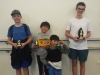 Northern Beaches Sunday Fun Tournament Aug 2019 - Prizewinners