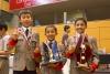 Macquarie University Chess Challenge Primary School Winners